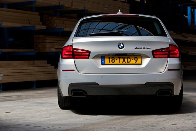 Test Bmw 5 Serie Touring 2012 Autokopen Nl