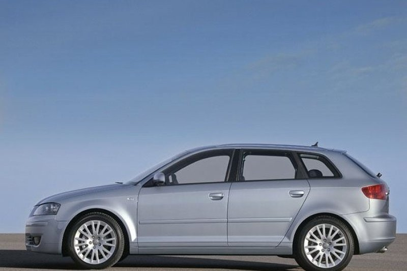 audi a3 sportback geen stationwagon autonieuws. Black Bedroom Furniture Sets. Home Design Ideas
