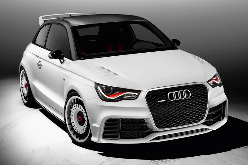 audi a1 clubsport quattro niet lief autonieuws. Black Bedroom Furniture Sets. Home Design Ideas