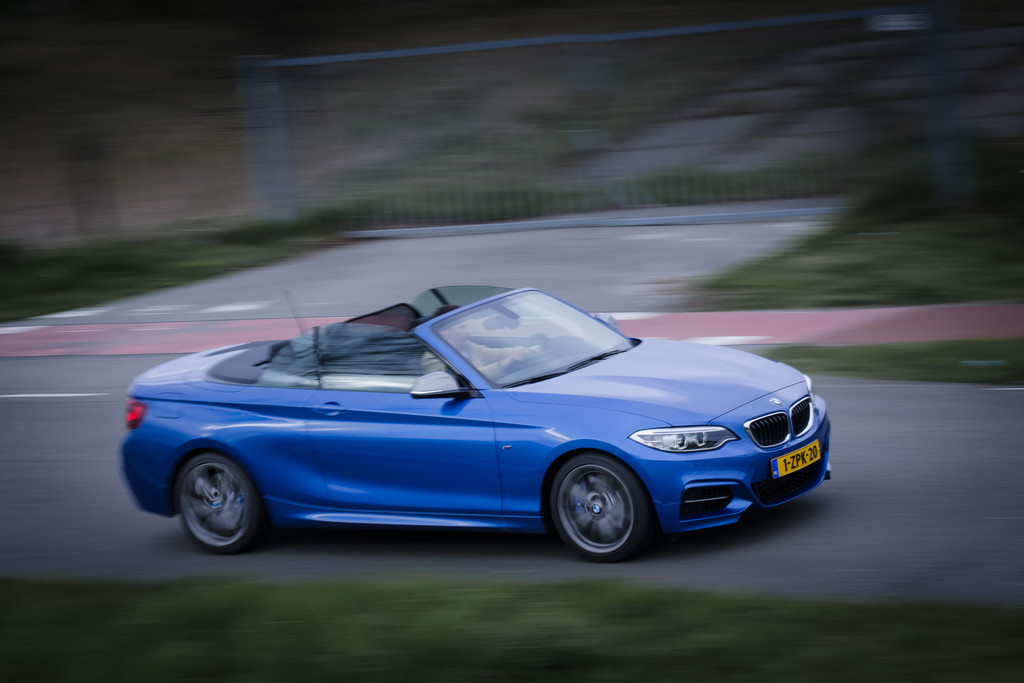 bmw 2 serie cabrio fotoreportages. Black Bedroom Furniture Sets. Home Design Ideas