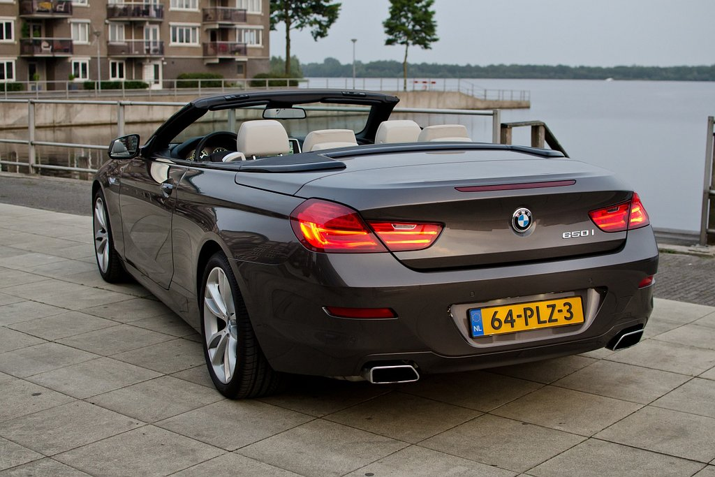 test bmw 6 serie cabrio 2011. Black Bedroom Furniture Sets. Home Design Ideas