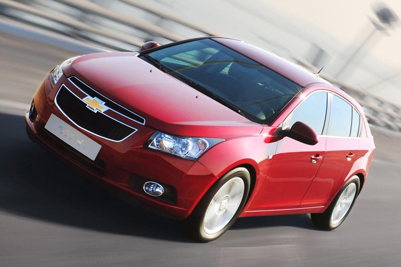 Chevrolet High Five Deals