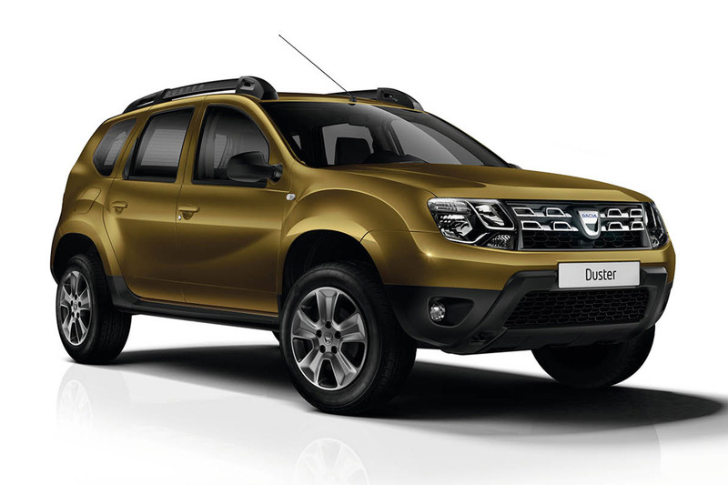 2016 update voor dacia duster autonieuws. Black Bedroom Furniture Sets. Home Design Ideas