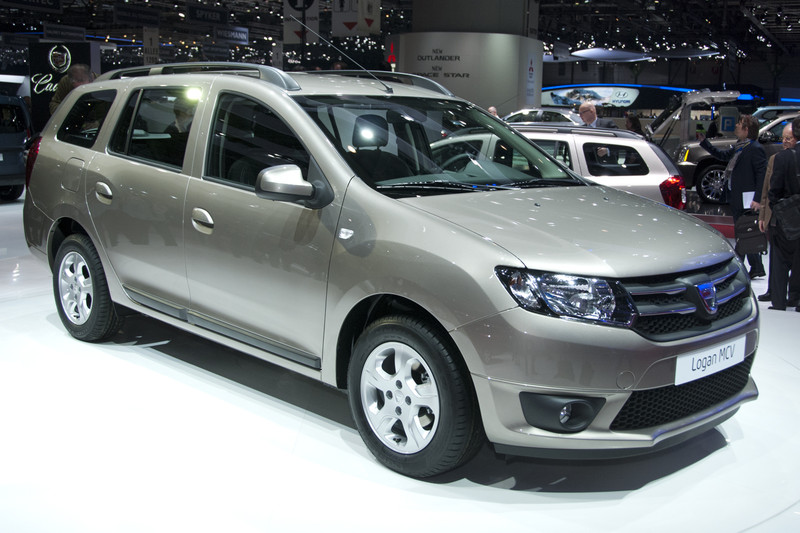 dacia logan mcv break 2013 autos weblog. Black Bedroom Furniture Sets. Home Design Ideas