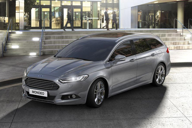 Officieel Ford Mondeo Wagon P 2 Autoweek Nl