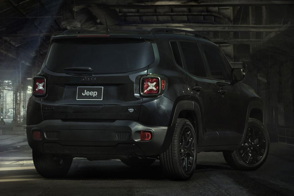 twee nieuwe uitvoeringen jeep renegade update autonieuws. Black Bedroom Furniture Sets. Home Design Ideas
