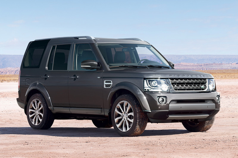 2010 Land Rover Discovery XXV Edition photo - 3