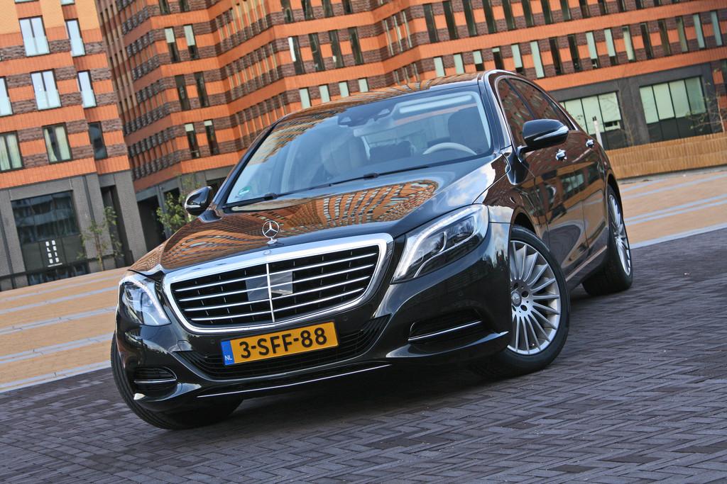 Mercedes benz s 350 bluetec lang fotoreportages for Mercedes benz tagline