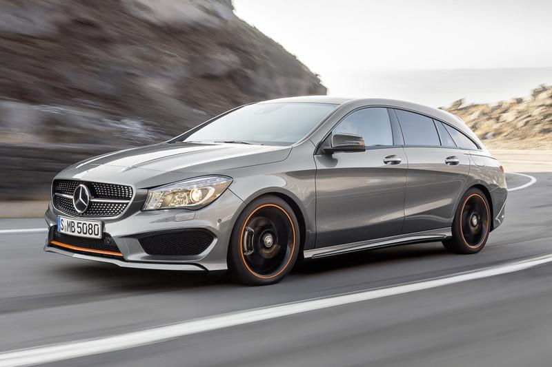 Mercedes Benz Cla Shooting Brake Geprijsd Autonieuws