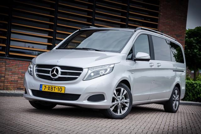 Test mercedes benz v klasse 2014 for Mercedes benz 640
