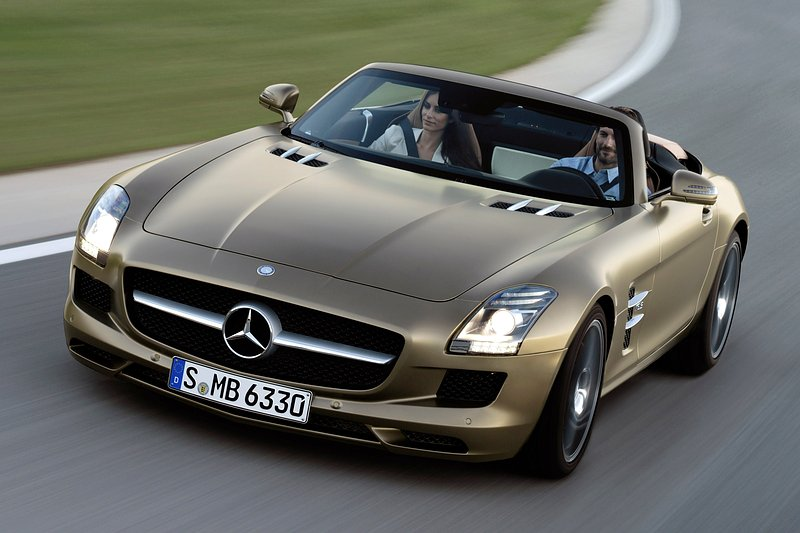 prijs mercedes sls amg roadster bekend autonieuws. Black Bedroom Furniture Sets. Home Design Ideas