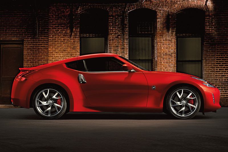nissan komt met 370z nismo autonieuws. Black Bedroom Furniture Sets. Home Design Ideas