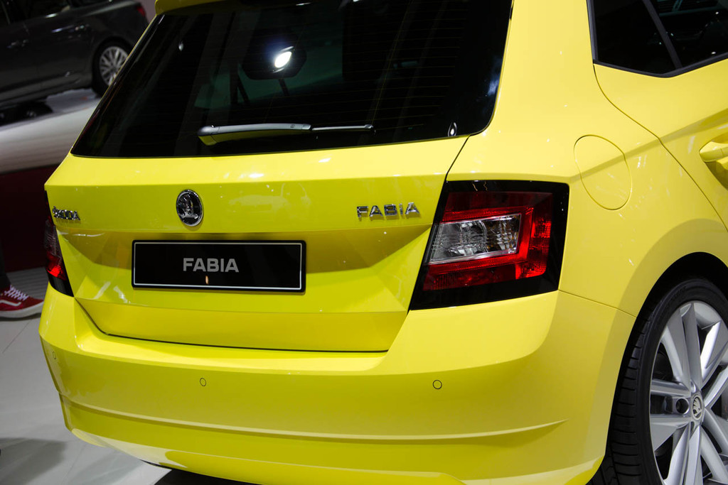 parijs 2014 skoda fabia fabia combi fotoreportages. Black Bedroom Furniture Sets. Home Design Ideas
