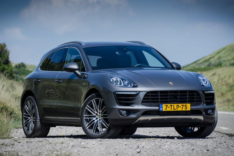Porsche Macan Een 233 Chte Autotest Autokopen Nl