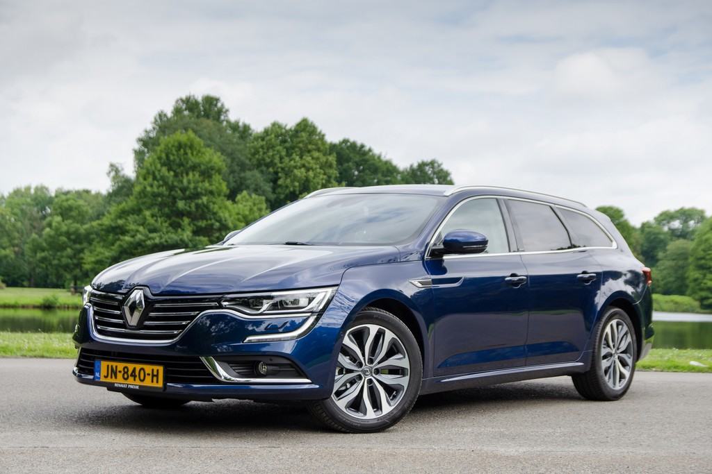 test renault talisman estate 2017. Black Bedroom Furniture Sets. Home Design Ideas