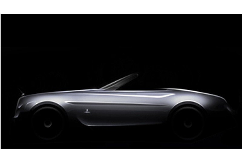 Pininfarina verbouwt Drophead Coupe