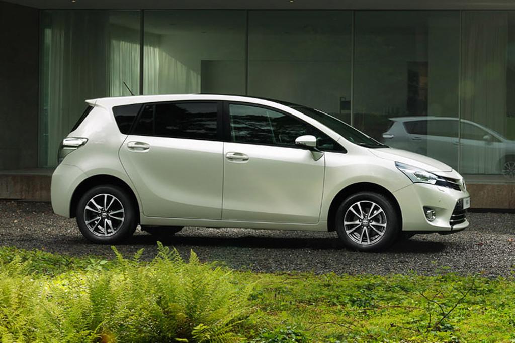 Toyota Verso Nieuw Model >> Vernieuwde Toyota Verso vanaf 26.500 euro - Autonieuws | Autokopen.nl
