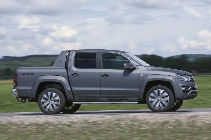 Volkswagen Amarok Aventura now to order | All reviews