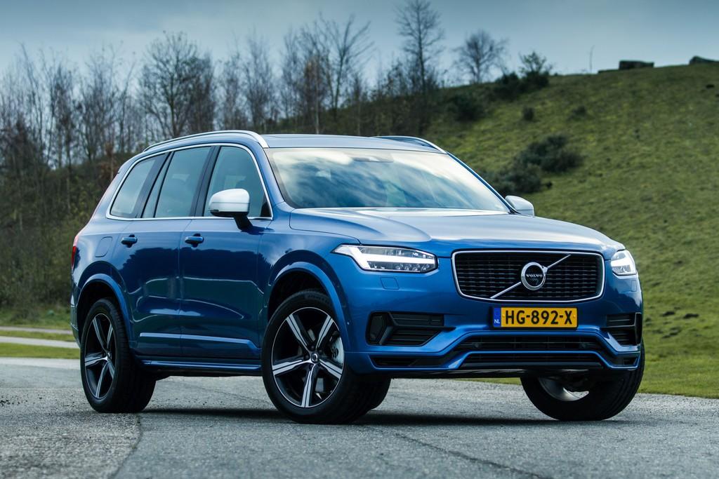 Test: Volvo XC90 - 2016 | Autokopen.nl