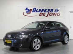 Audi A3 1.9 TDI Ambition Ecc-Cruise-Audio-17inch