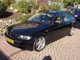 BMW 3 Serie 325I TOURING AUTOMAA *
