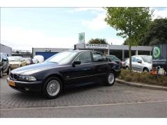 BMW 5-serie - 523i Aut. Sedan Executive YoungTimer regeling