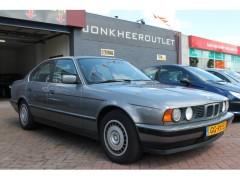 BMW 5-serie - 520i 24V Automaat, Airco, Dealer Onderhouden!! Nette Staat