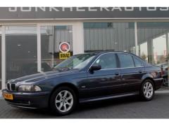 BMW 5-serie - 525i Aut. Executive, Clima, Leder, Xenon, Cr. Control, PDC,