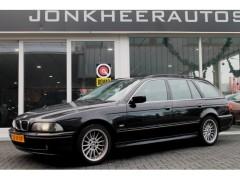 BMW 5-serie - 530i Aut. Touring Edition, Clima, Leder, PDC, Xenon, Dealer