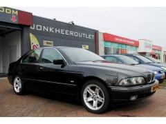 BMW 5-serie - 535i V8 Aut. Executive, Clima, Leder, Lmv, Cr. Control, Nett