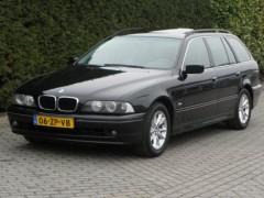BMW 5-serie - 525d touring Edition/Sch/dak, aut
