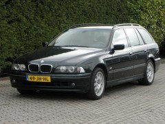 BMW 5-serie - 525i touring Exclusive Edition