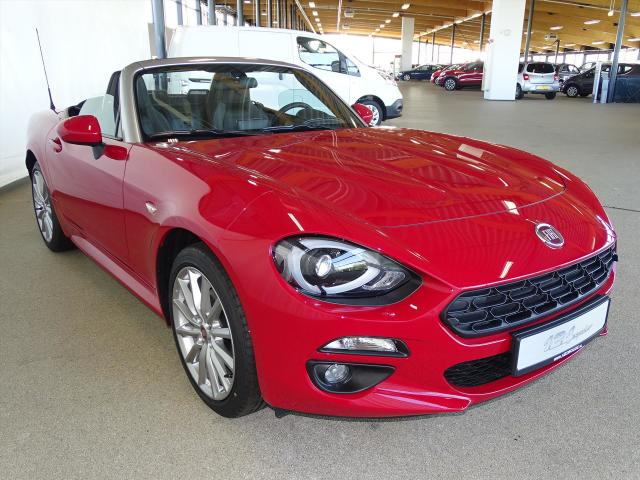 Fiat 124 Spider 1.4 Turbo 140pk Automaat Lusso *Full Options*