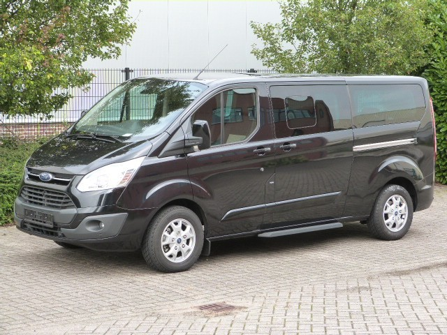 ford transit custom sportvan 16 Car Pictures