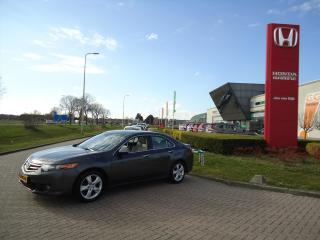 Accord SEDAN 2.0 I VTEC EXECUTIVE + NAVIGATIE