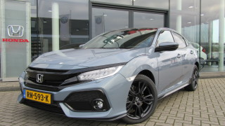 Civic Sport Plus 1.5 i-VTEC Turbo CVT RIJKLAAR INCL. 5 JAAR GARANTIE