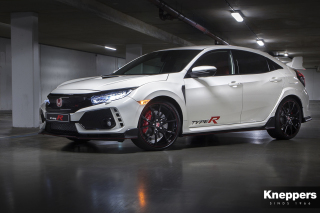 Civic Type R 2.0 Turbo 320PK, 400NM GT / Nieuw