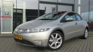 Civic 1.8 Executive, AUTOMAAT, NAVI
