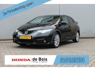 Civic 1.8 SPORT 142PK | Cruise control | Climate control | 17'' Lm-wielen |