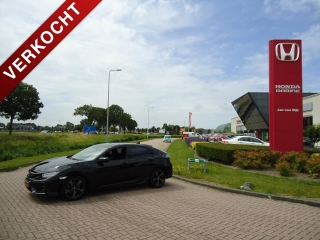 Civic 5 DRS 1.5 I VTEC TURBO 182 PK SPORT 9427KM