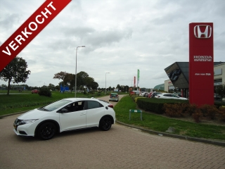 Civic 1.4 I VTEC SPORT 5DRS BLACK EDITION NAVI