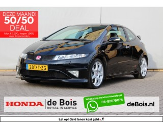Civic 2.0 TYPE R 201pk | Ned. auto | Lage km-stand! | 18