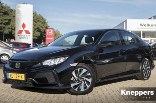 Civic 1.0 turbo 129pk Automaat / Comfort / Navigatie / Adaptive Cruise