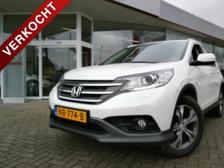 CR-V 2.0 16V 155pk Real Time 4WD Aut. Lifestyle