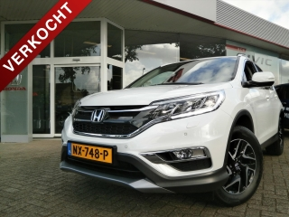 CR-V 2.0 Real Time 4WD Aut. Elegance/EDITION