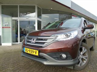 CR-V 2.0 16V 155pk 4WD Aut. Executive,NAVI