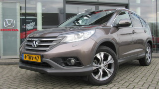 CR-V 2.2 i-DTEC 4WD Lifestyle, AT, NAVI, TREKHAAK