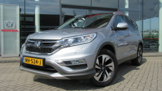CR-V 2.0 4WD Executive, AUTOMAAT, NAVI