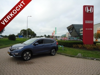 CR-V 1.6 i DTEC EXECUTIVE AUTOMAAT SENSING AWD