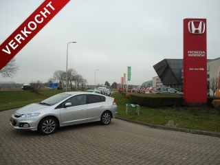 Insight 1.3 i VTEC EXCLUSIVE + NAVIGATIESYSTEEM